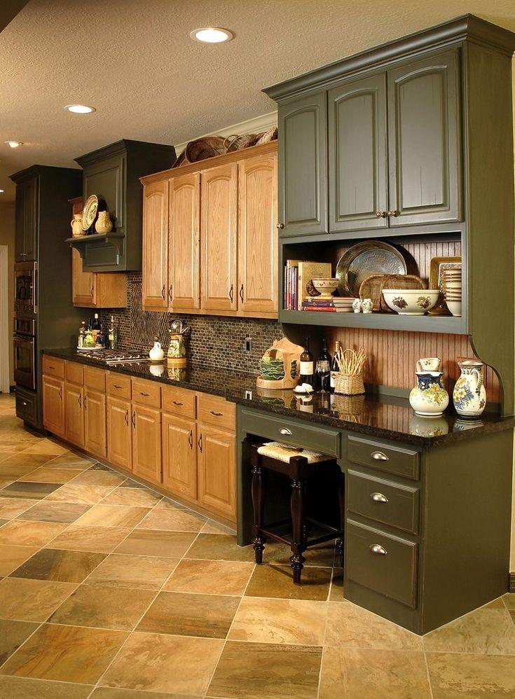 Best 25 Kitchen Desk Areas Ideas On Pinterest Kitchen