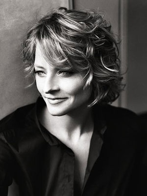 Best Short Haircuts Actresses : 37 best jodie foster images on pinterest