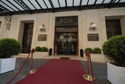 Hotel Diana Roma