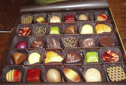 From the Top Ten Most Expensive Chocolates in the World, here's the Godiva G Collection