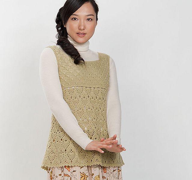 free: Tunic Crochet Clothing Patterns Pinterest ...