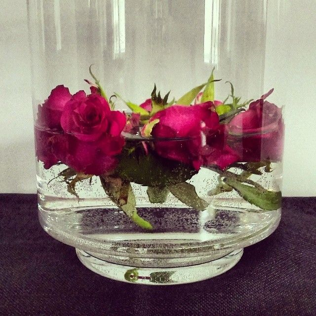 #roses #flowers #sunday #hotpink