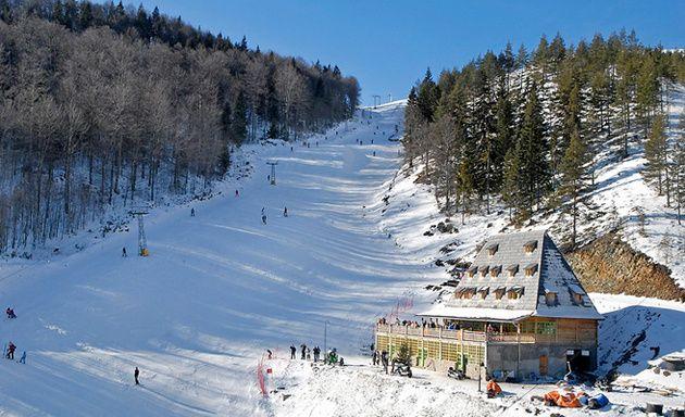 Pistas de ski de Drvengrad
