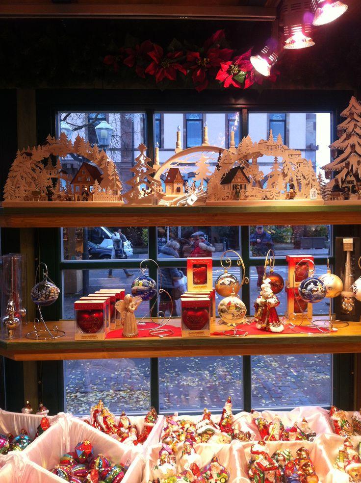 Marche de Noel en Strasbourg