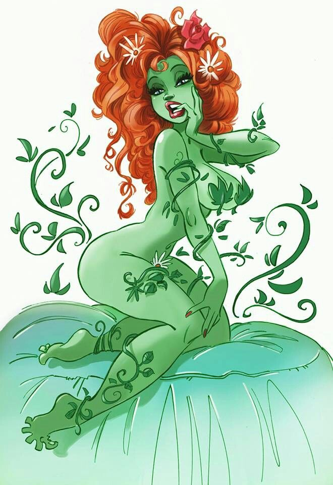 Poison Ivy by Pedro Perez