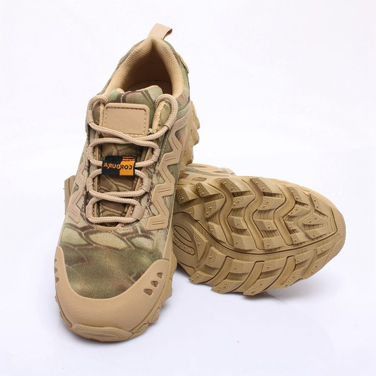 >> Click to Buy << Tactical Women Boots Comfort Leather New Camouflage Desert Combat Boots Size 40 41 42 43 44 45 #Affiliate