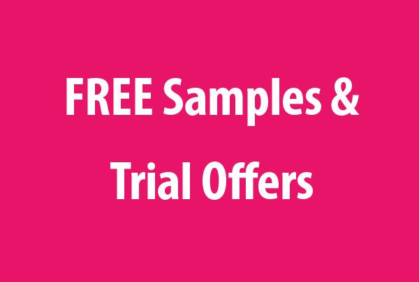 Free Samples & Trial Offers from Excellentify.com