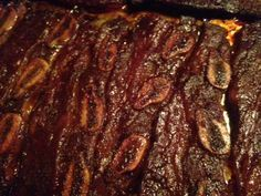 BBQ BEEF Flanken RIBS * oven or grill * DRY RUB * optional sauce * SWEET & SPICY **