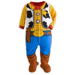 Toy Story Baby Boys' Woody Stretchie