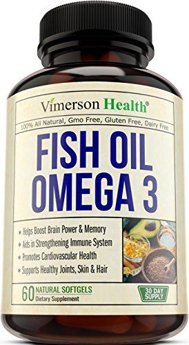 Fish Oil Omega 3 Supplement - Helps Boost Brain - http://freebiefresh.com/fish-oil-omega-3-supplement-review/