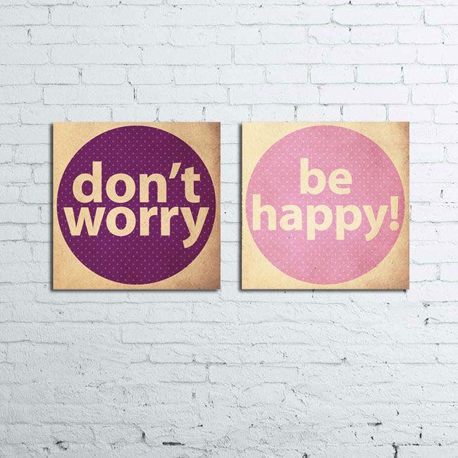 Quadro Wood Be Happy #felicidade #behappy #brasildesign #quadro #frase #decor #decoracao #casa #home #house #idea #ideia #detalhes #details #style #estilo #produtos #products #presente #presentedenatal #iemanja #candomble