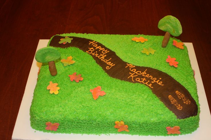 Sports Cake Images