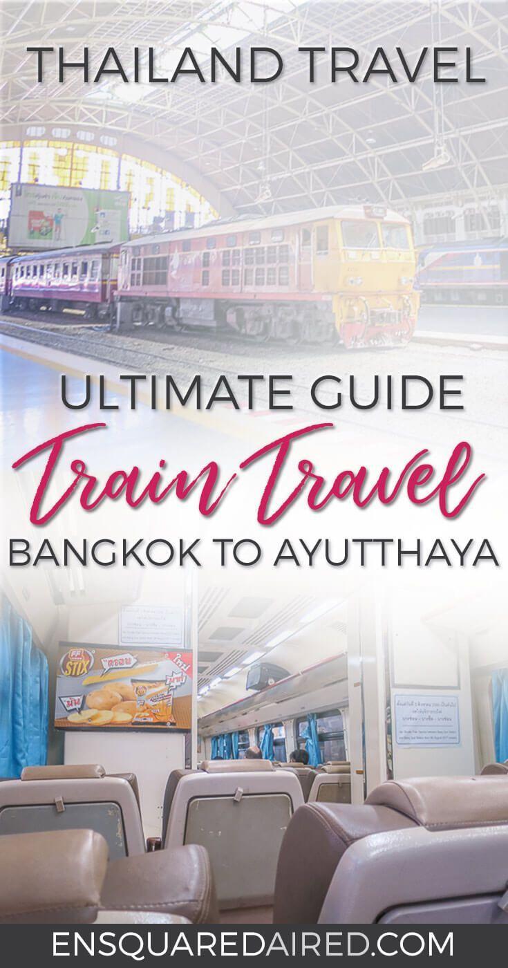 130497f5da3c878a3d14ec2f511f5e5a - How Do I Get From Bangkok To Ayutthaya By Train