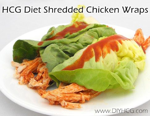 87 best hcg diet recipes phase 2 images on pinterest hcg diet this hcg recipe for hcg shredded chicken wraps is super yummy plus the hcg safe forumfinder Images