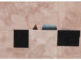 Reino Hietanen: Maisema, 1982, akryyli, 48x68 cm - Hagelstam K138