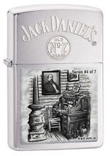 Zippo Limited Edition Jack Daniel's Scenes From Lynchburg Lighter #4 of 7 28756