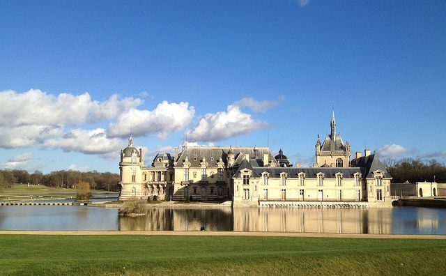 Château de Chantilly © martinwcox