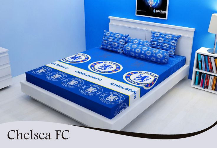 Chelsea FC Lovers www.kintakun-bedcover.co.id