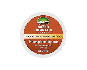 Pumpkin Spice Coffee K-Cup | Green Mountain Coffee | Keurig