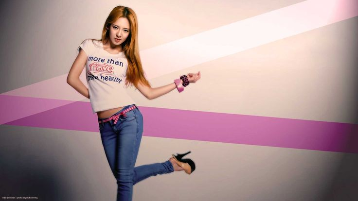 Hyoyeon SNSD Sexy wallpaper