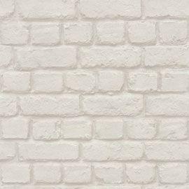 17 migliori idee su papier peint effet brique su pinterest papier peint eff - Coller toile de verre sur papier peint ...