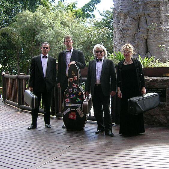 Vienna String Quartet - Wedding Guide