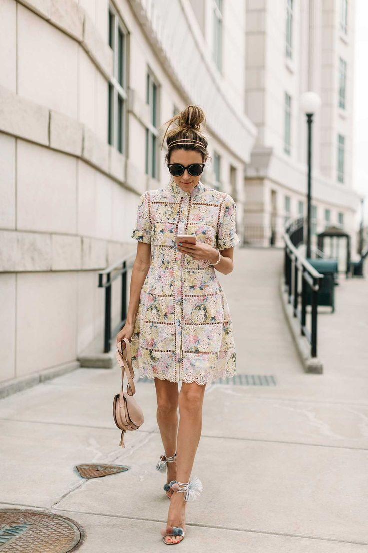 The Trend Every Girl Should Wear This Spring - @hellofashionblog
