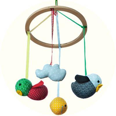 Franck & Fischer Mobile | Kidsplayhome.com