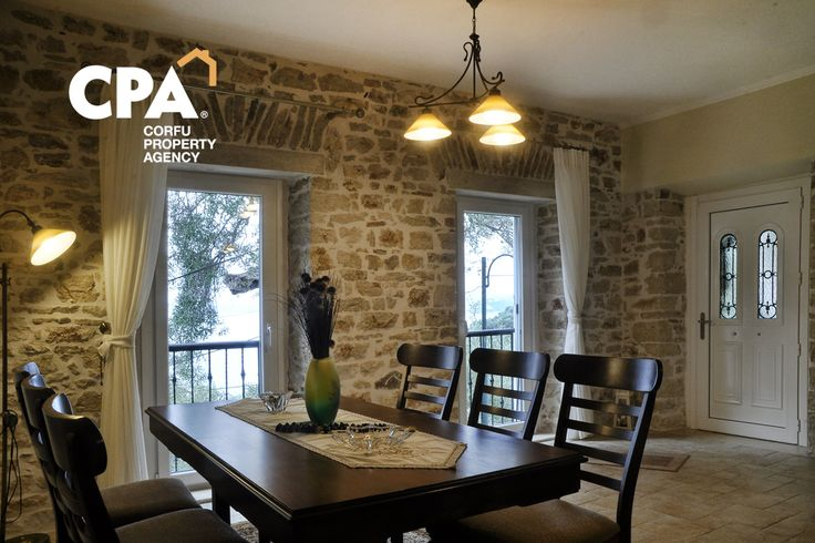 Sea view character cottage for sale in Nissaki, North East Corfu-CPA 3680 From: http://cpacorfu.com/en/properties/3680