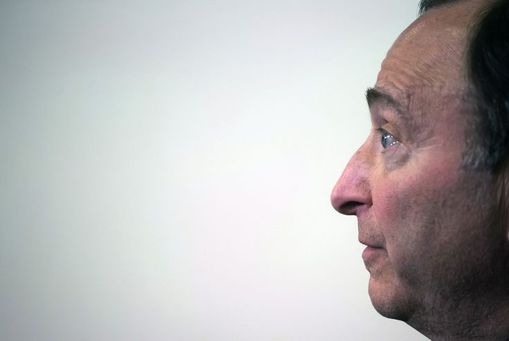 Gary Bettman: No need to change NHL standings point system NHL  #NHL