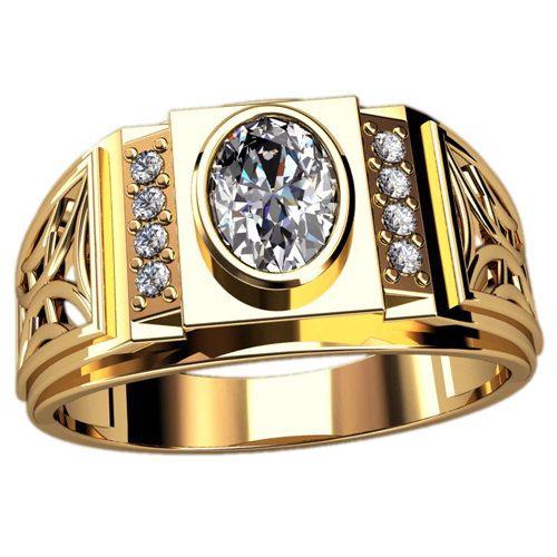 Man Gold Signet Ring, Man Signet Ring, Gold Signet Ring for Him, Oval cut Man Signet Ring, Wide Signet Ring, Signet Ring Yellow Gold, Man Gold Ring,