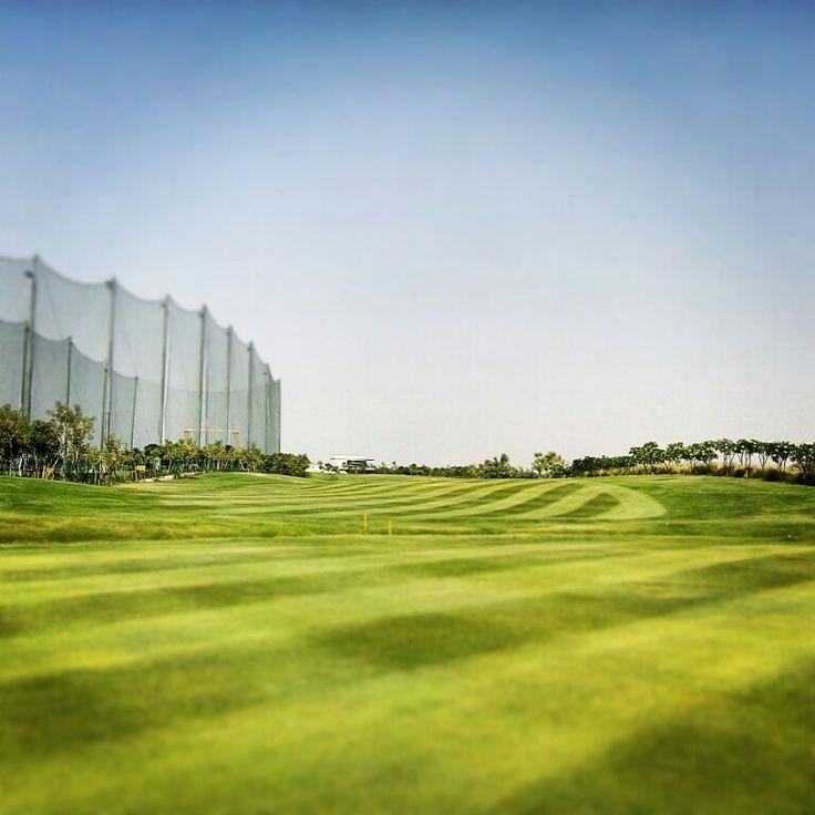 Hole no. 1 Belvedere Golf and Country Club Adani Shantigram Ahmedabad, Gujrat