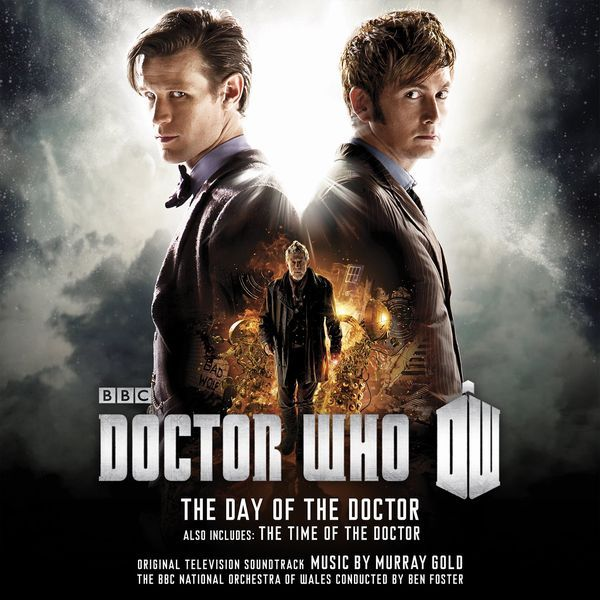 The Day of the Doctor - The Time of the Doctor