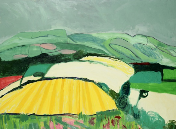 Landscape Garden Rugby : About lucy jones on oil canvas the boat and rugby