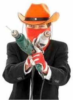 Avoiding Cowboy builders