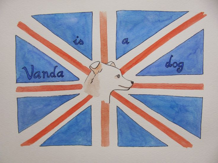 Le avventure di Vanda: Vanda is a dog