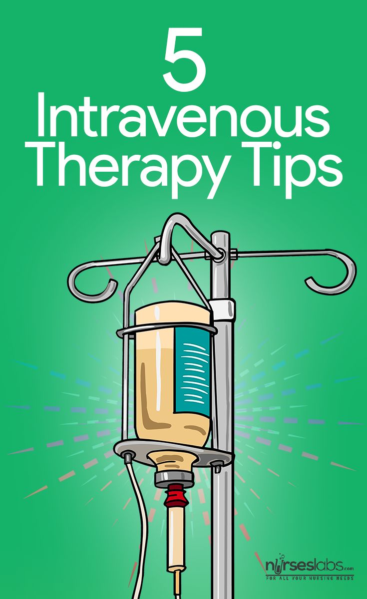 5 Essential Intravenous Therapy Tips  The dreaded event has happened. After eight hours of successfully keeping your confused patient from pulling out her IV, she has finally done it. Somehow, she has ripped through all the gauze and wraps and a bloody, tape-covered catheter is laying in the floor. You begin to feel nauseous and your anxiety level rises at the thought of attempting this IV. Maybe no one realizes it, but your fear of IV insertion failure is real. Take a deep breath, and…