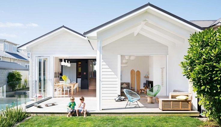 Oude villa in een nieuw jasje in Nieuw Zeeland