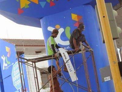 Jogja Artwork: Jasa Lukis Dinding, Mural, Wall Branding, Wall Painting Yogyakarta,,,,