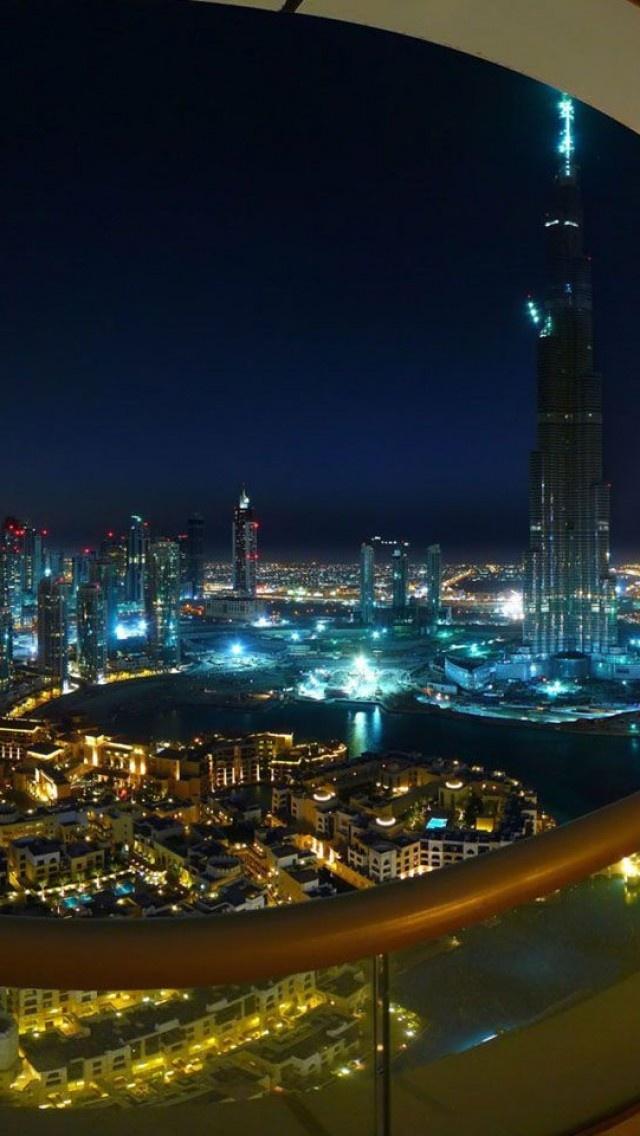 Dubai, United Arab Emirates | iPhone Backgrounds  I LOVE DUBAI