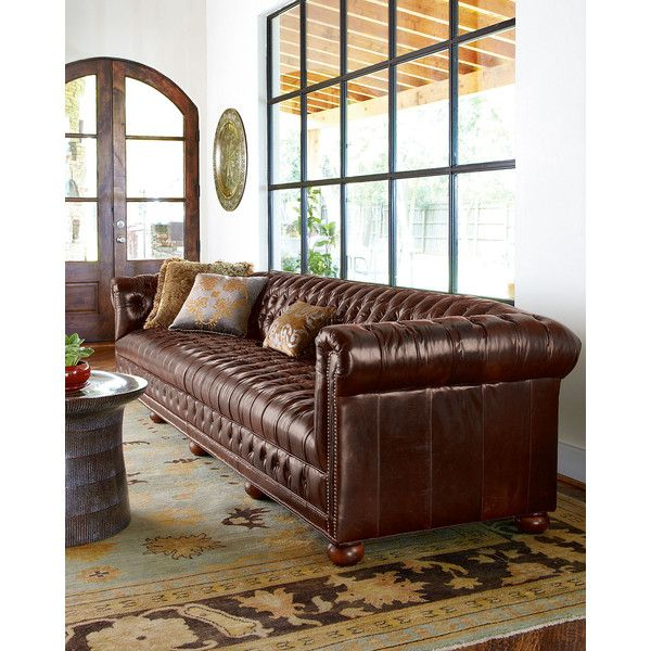 Old Hickory Tannery Lenoir Yellow Sofa: Best 25+ Chocolate Brown Couch Ideas That You Will Like On