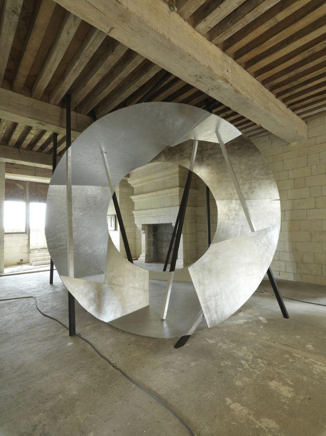2ème partie : Visite d'exposition avec Georges ROUSSE au domaine de Chambord.