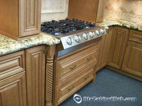 Cinnamon Maple Glaze Rta Cabinet Hub Glazed Toffee Maple
