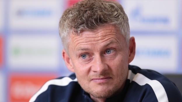Ole Gunnar Solskjaer Man Utd To Confirm Interim Manager After Website Post Manchester United Players Ole Gunnar Solskjaer Ole