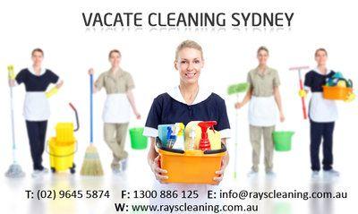 Vacate Cleaning Sydney by shonpolack.deviantart.com on @deviantART