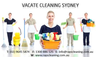 Vacate Cleaning Sydney by shonpolack.deviantart.com on @deviantART