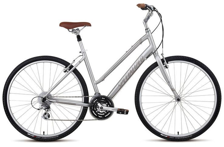Specialized Crossroads Sport Step Through 2013 Womens Hybrid Bike | Evans Cycles