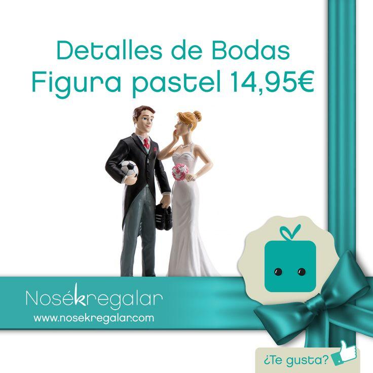 ¿Algún novio #futbolista por ahí? :) #bodas #wedding #casaments #tartadebodas #tarta este modelo y muchos más en nuestra tienda online