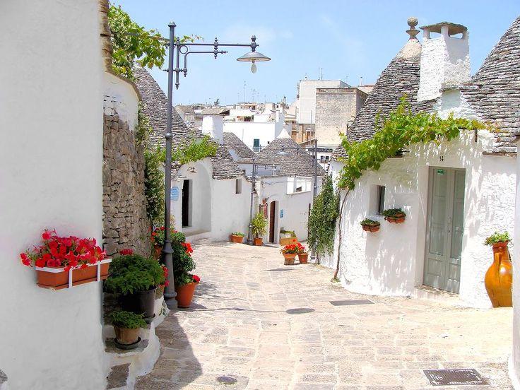 Włochy - Alberobello