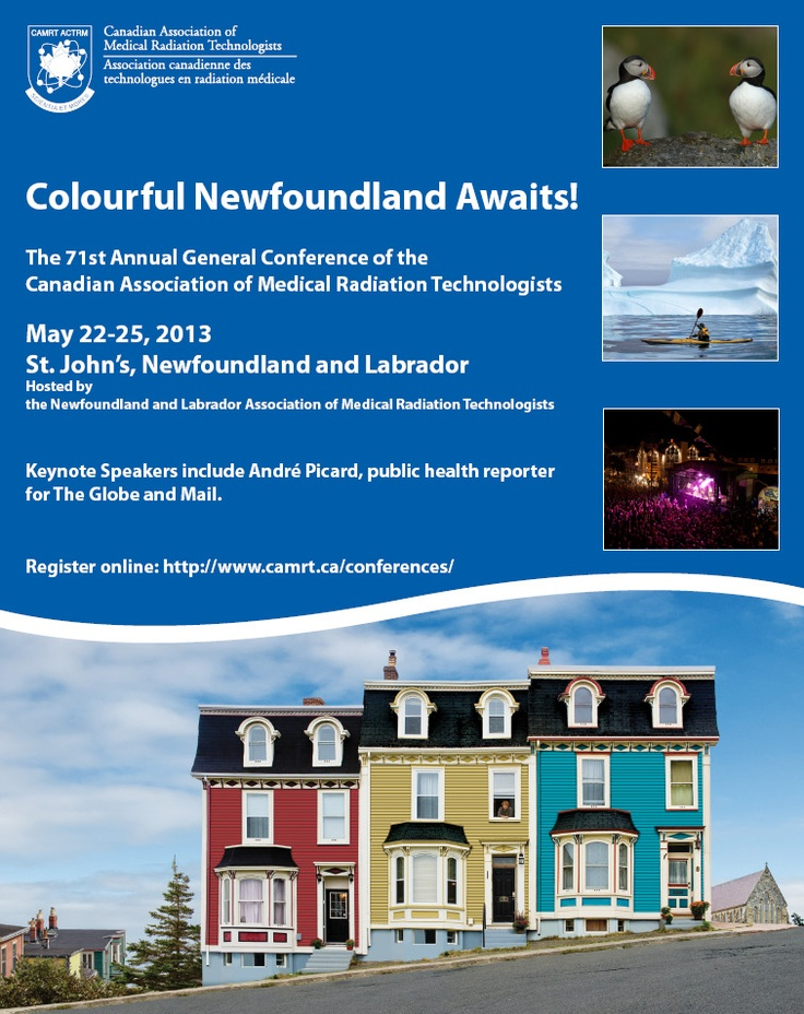 Colourful Newfoundland Awaits!